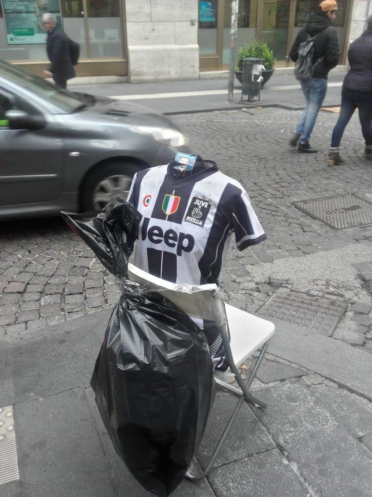 Juventus wordt gehaat
