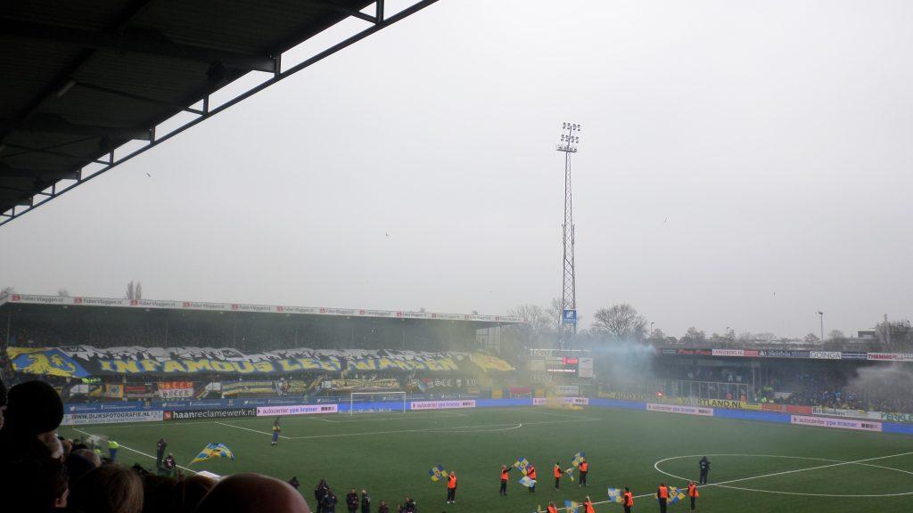 Opkomst bij de Friese derby
