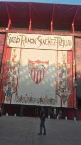 Mozaiek bij hoofdingang