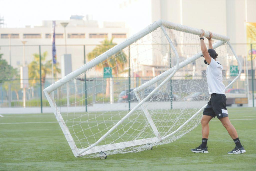 Deze 10 materialen kun je gebruiken als voetbaltrainer