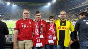 Supercupkoorts: Borussia Dortmund - FC Bayern München – Bezoek tips