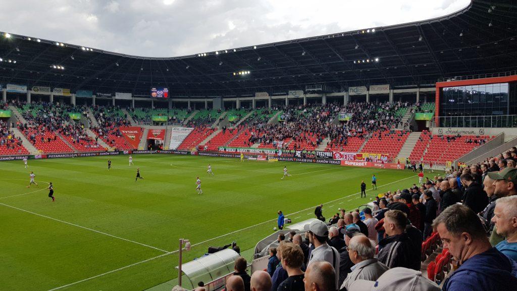 Het Tychystadion. Bron: @Fernweh_db