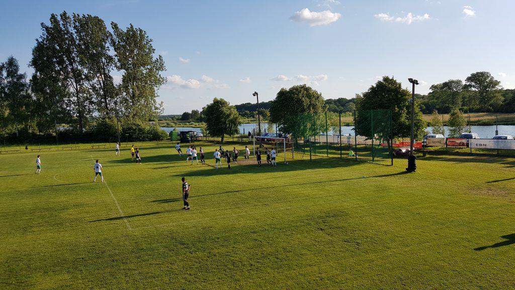 De voetbalreis van Fernweh_db naar verschillende clubs in Zuid-Polen