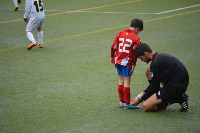Voetbalshirt inlijsten afmetingen: de 3 mogelijkheden