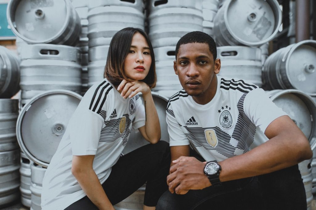 Welk Duits retro voetbalshirt vind je het mooist?