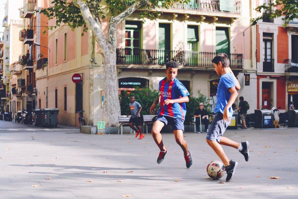 Wat vind je van het shirt van Barcelona?