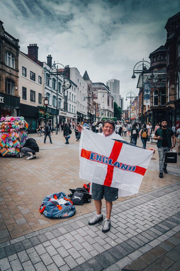 Wat vind je van de Engelse voetbalcultuur?