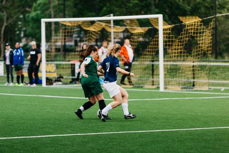 Voetbalshirt dames Nederlands elftal – de manier met de sterren