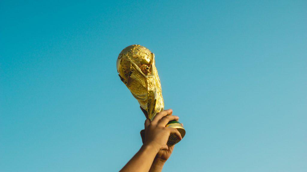 Aan welk WK denk je nu?