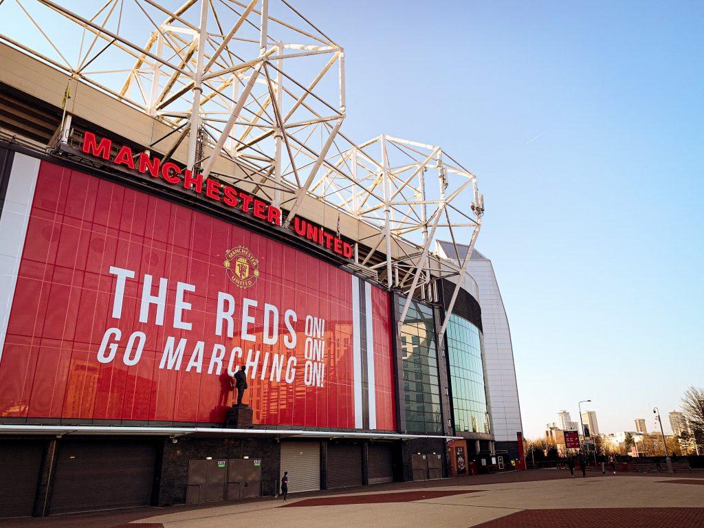 Voetbalshirt van Manchester United – Het rode deel van de stad